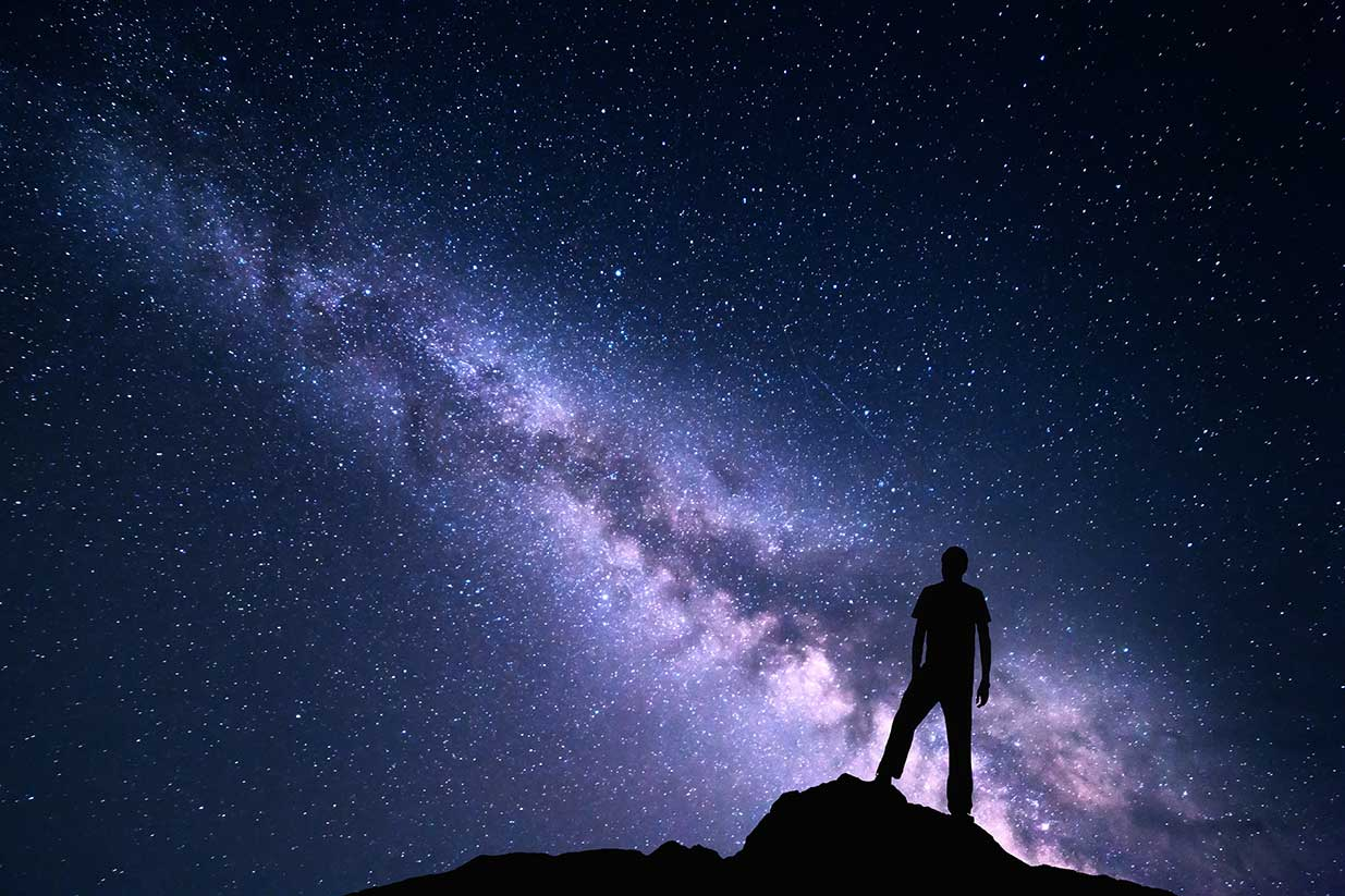 What is the link between astronomy and business?